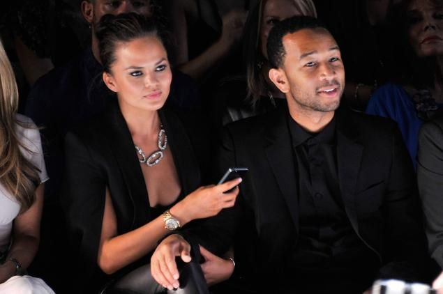 John Legend marries model Chrissy Teigen in intimate Italian ceremony The 34-year-old singer married his beautiful gal pal Saturday during a...