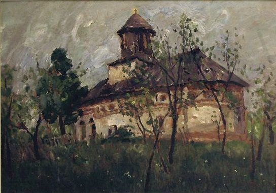 Village Church - Stefan Luchian