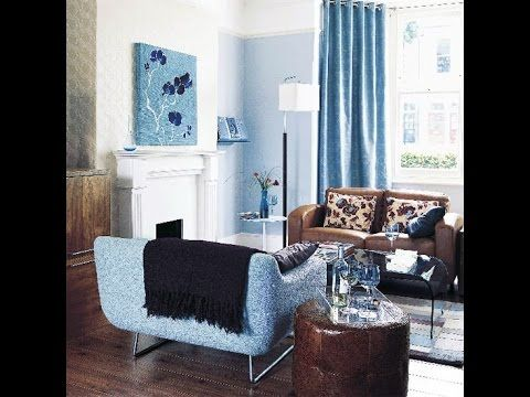 Blue Green And Brown Living Ideas Part 79