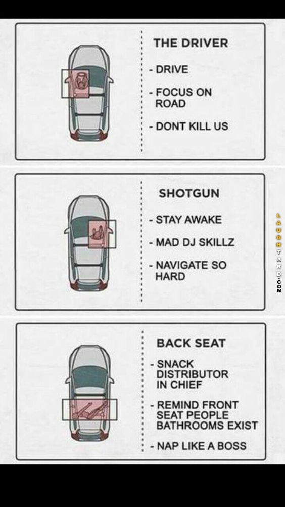 road trip facts