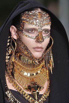Givenchy run way  | Ateliê Tetela Whitaker: Givenchy - Variados