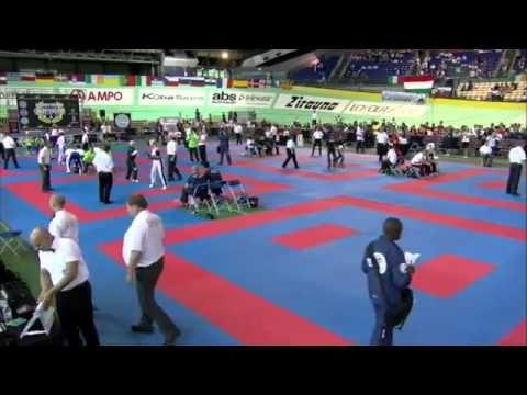 WAKO European Championships Day 1 2015