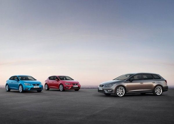 2014 Seat Leon ST Reds and Blue 600x428 2014 Seat Leon ST
