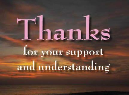 Image result for Thankyou for understanding