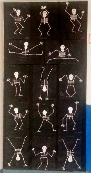 Mrs. Pearce's Art Room : Skeletons