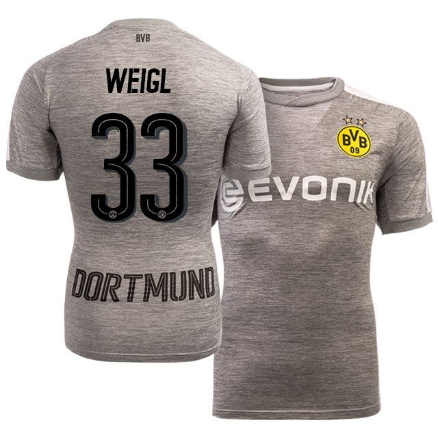 Borussia Dortmund Third Kit 17-18 weigl