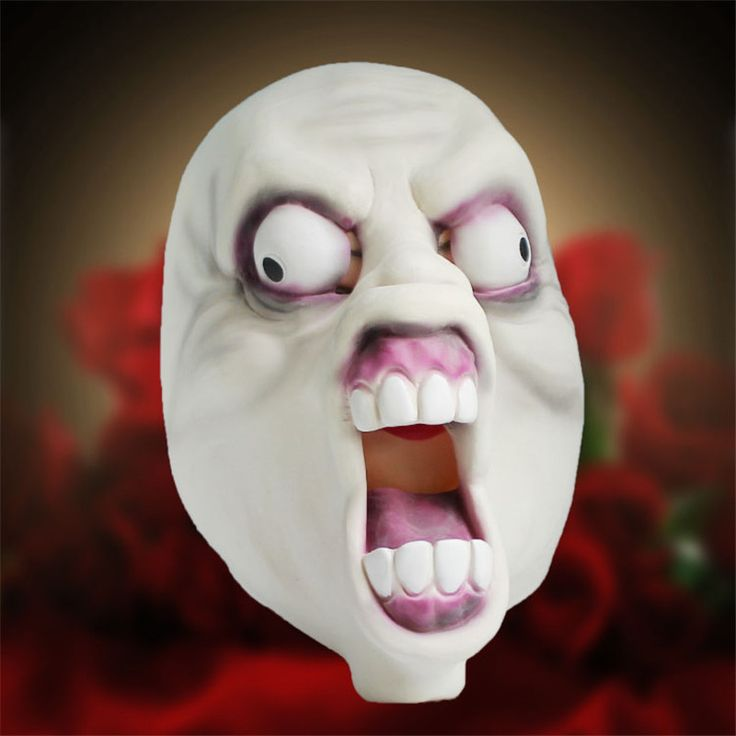 2017 New Scary Latex Mask Horro Halloween Full Head Aliens Vampire Witch costume mascaras de latex realista maske party zombi