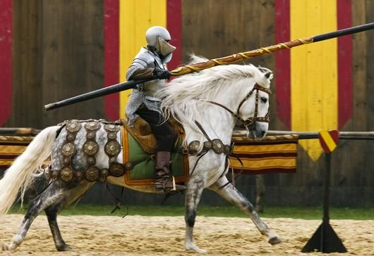 Jousting  (Research for The Second Rose www.EKaiserWrites.webs.com)