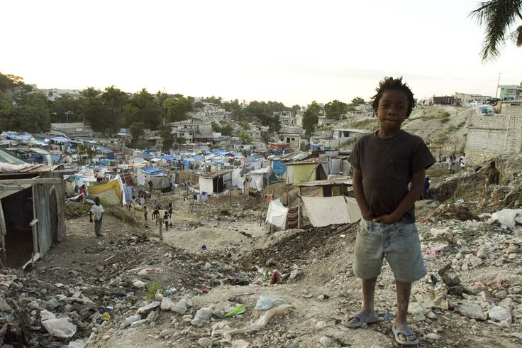 haiti pictures | ... Win National Award for Haiti Earthquake Project | Southern Miss Now