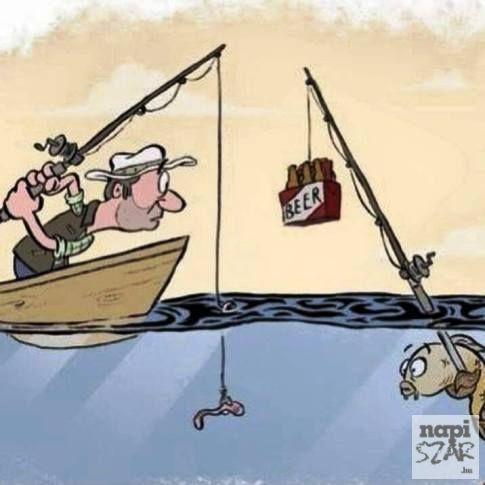 Napiszar.hu | Cartoon fish, Fishing pictures, Fishing humor