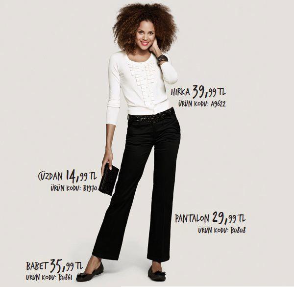 Defacto pantolonları | Kadın Portalı