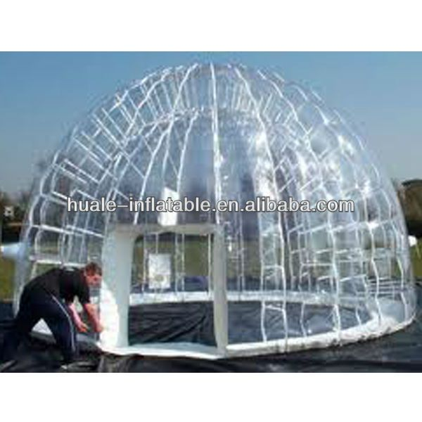 Multy color design inflatable wedding party tent design/inflatable camping tent for sale