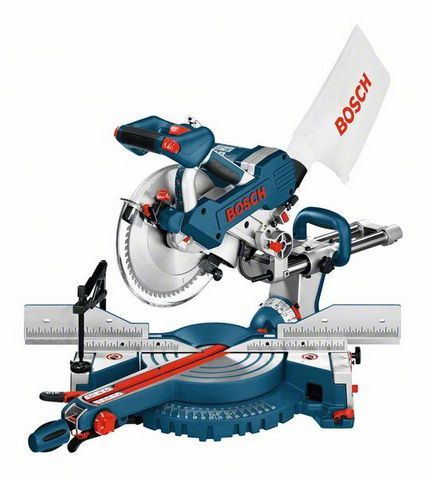 GCM 10 SD Professional Sliding mitre saw Benchtop tools | Bosch Professional