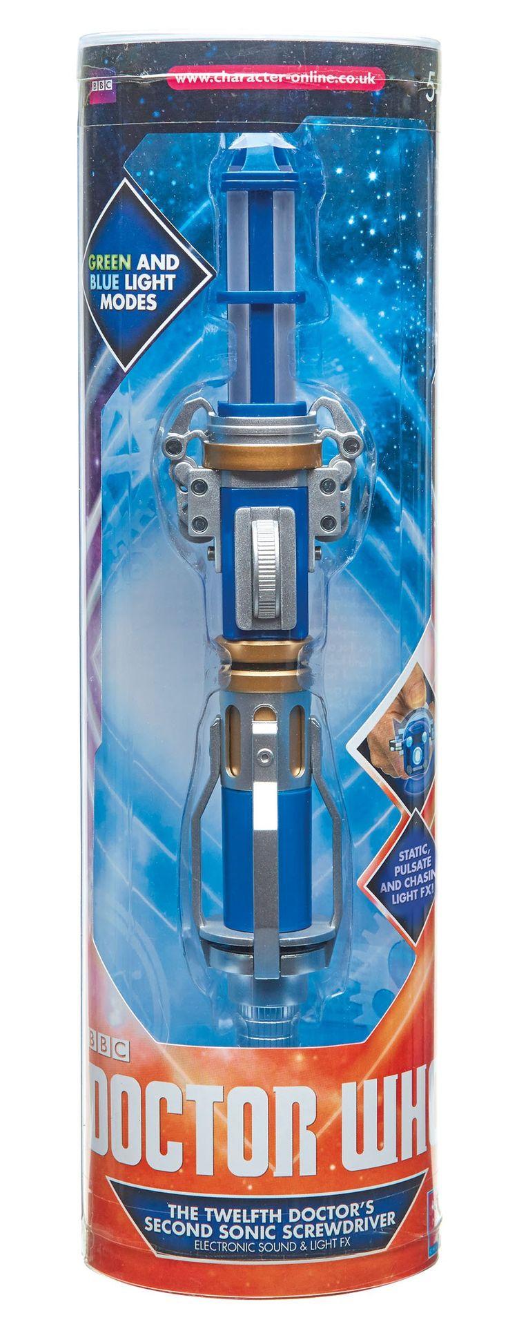 Twelfth Doctor second sonic screwdriver