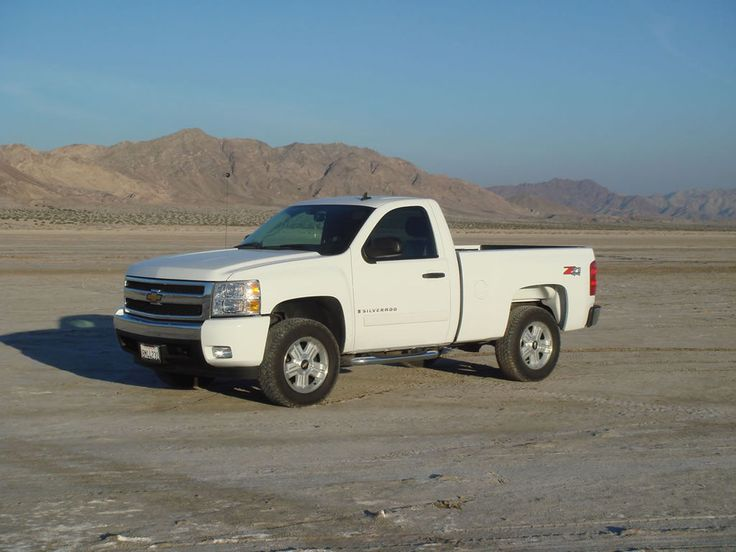 Used 2007 Chevy Silverado Z71 For Sale Wallpaper Wallpaper