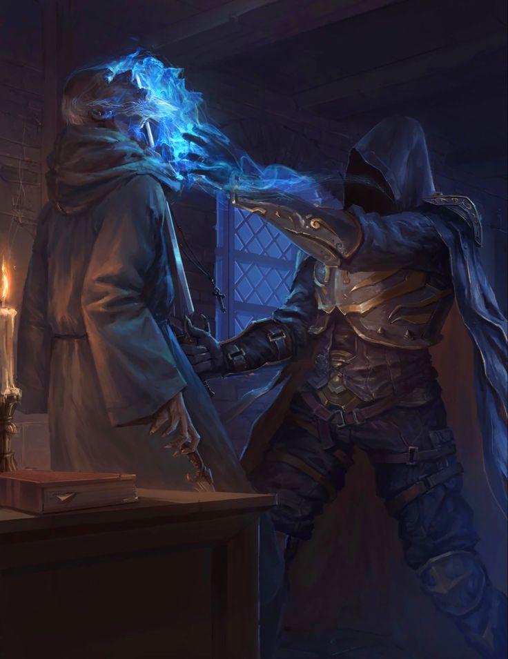 ArtStation - Face Reaper, Shi JinMengYuan