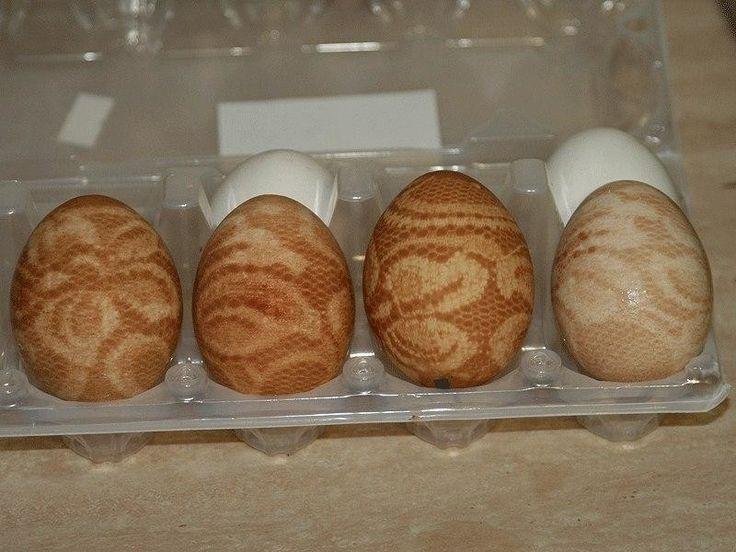 Как покрасить яйца на Пасху своими руками | Журнал Вдохновение Рукодельницы