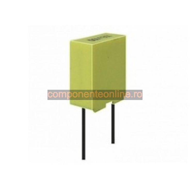 Condensator poliester, 2,2nF, 50V - 135263