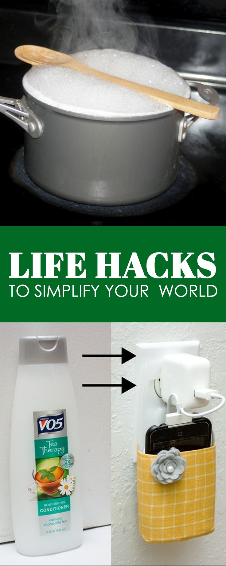33 Brilliant Solutions To Everyday Problems To Simplify Your Life