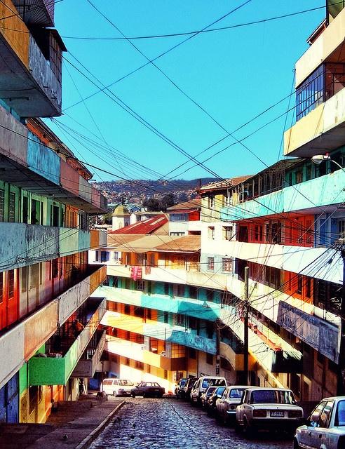 Subida Márquez, Valparaíso