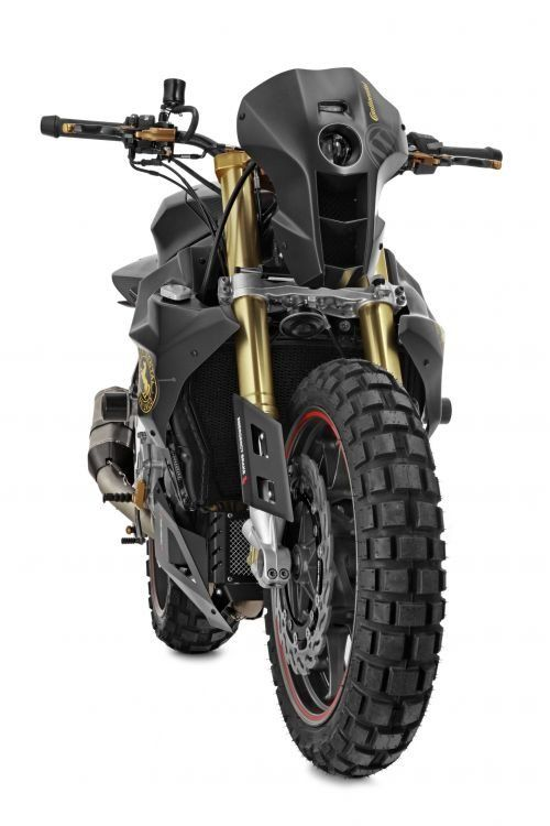 Wunderlich BMW S1000RR Mad Max   Custom Motorcycles & Classic Motorcycles - BikeGlam