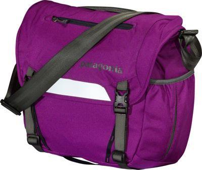 Patagonia Mini Mass Messenger Bag Ikat Purple Via Ebags Emily In 2018 Bags Shoulder