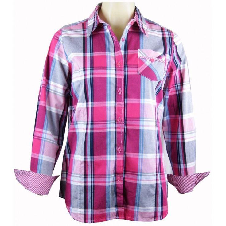 Equinox Check Shirt