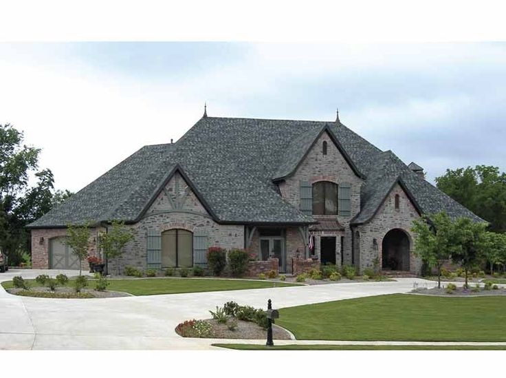 703 best images about floor plans on pinterest french for English country cottage house plans