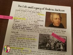 Andrew Jackson: Villain or Hero? 5 Strategies for Teaching Point of View