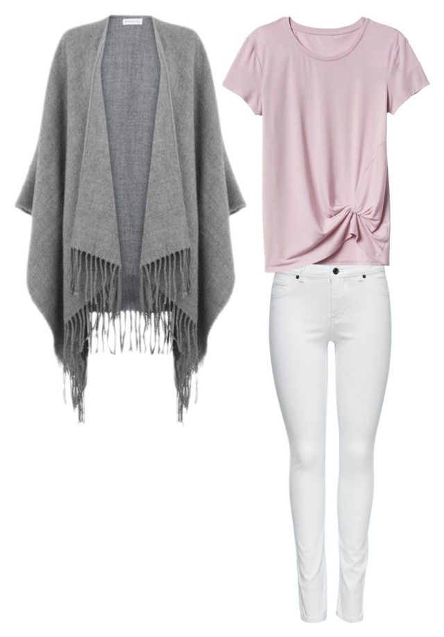 """""""Look mujer 2"""" by angelaguirrem on Polyvore featuring moda, M&Co y Warehouse"""