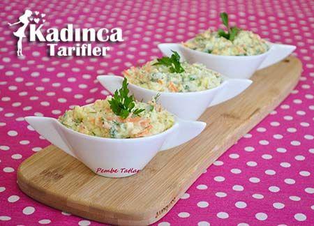 Havuçlu Yoğurtlu Patates Ezmesi Tarifi