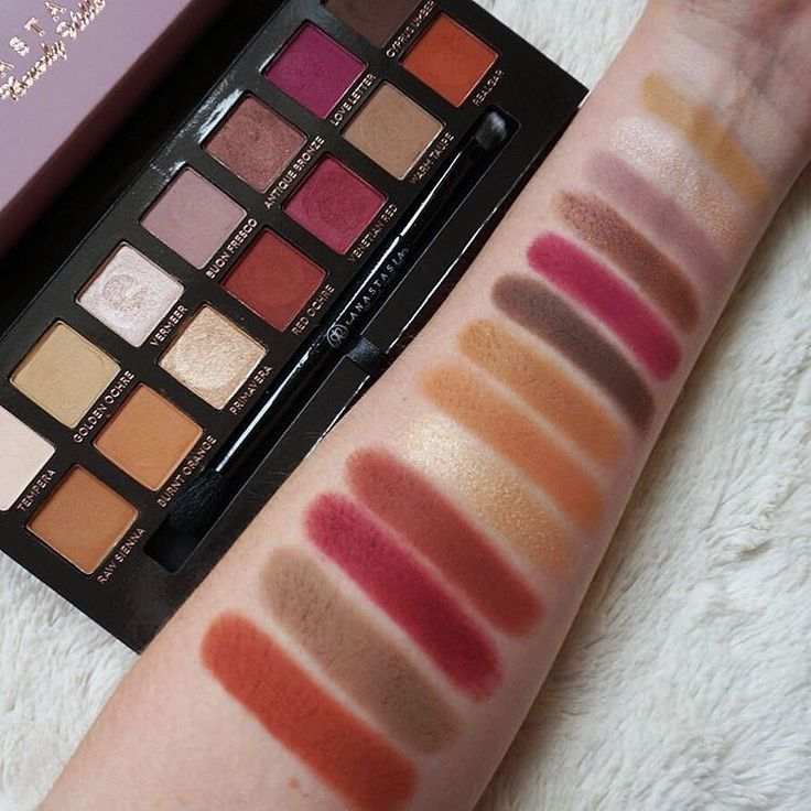 Modern Renaissance swatches  thank you @susiqueee  sharing different skin tones…