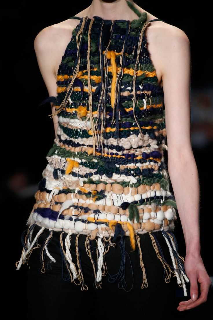 Altuzarra Fall 2014 RTW - Details - Fashion Week - Runway, Fashion Shows and Collections - Vogue
