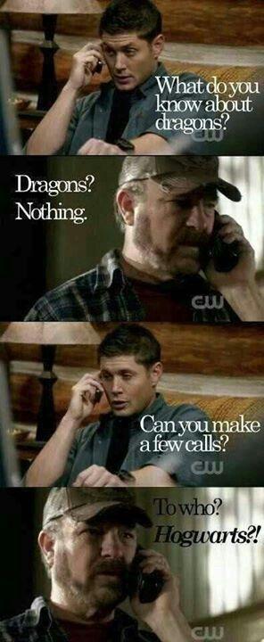 Supernatural I miss bobby!!