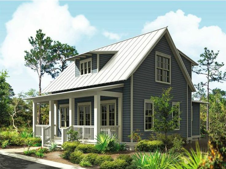 595 best Cottage Craftsman and Shotgun Houses images on Pinterest