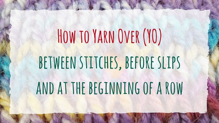 Knitting Yarn Over Before Purl Stitch : Best chicks with sticks images on pinterest