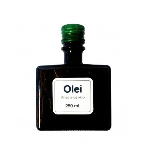 Vinagre Olei: vinagre gallego de albariño.