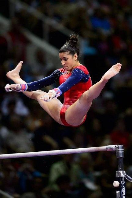 Aly Bars Gymnastics Pictures Gymnastics Facts