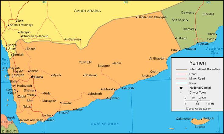 Map of Yemen UNESCO Asia Pinterest Lonely planet, Middle east - fresh yemen in world map