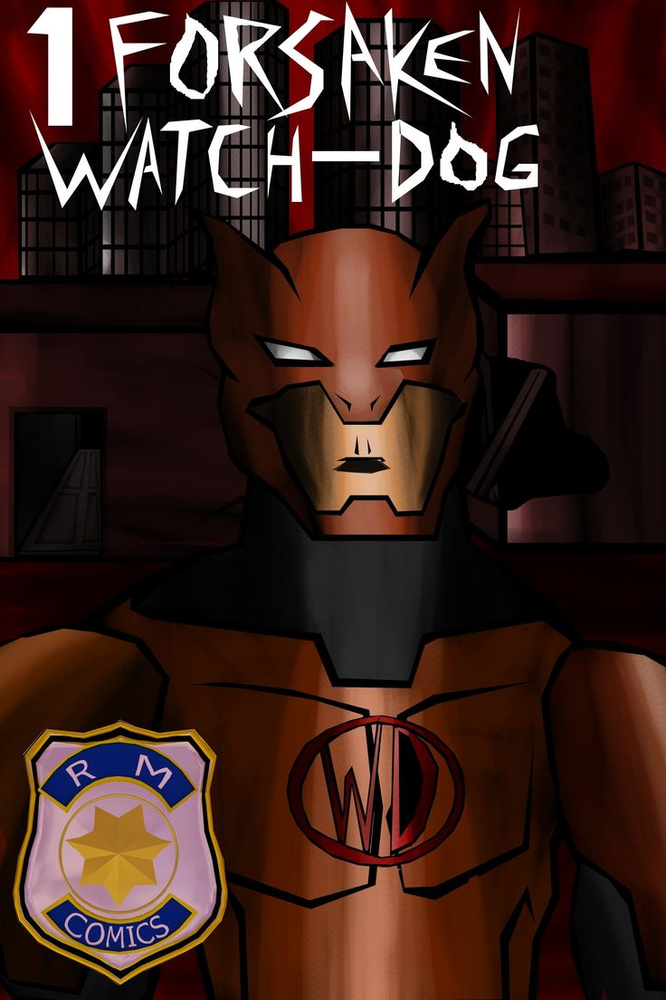 when the North Metropilan city is plagued by crime and gangs it's up to the armoured Watch-Dog to maintain order in his city guest featuring Almighty-Eye and Benson