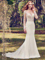Maggie Sottero Wedding Dress Toccara 8MS495 Main