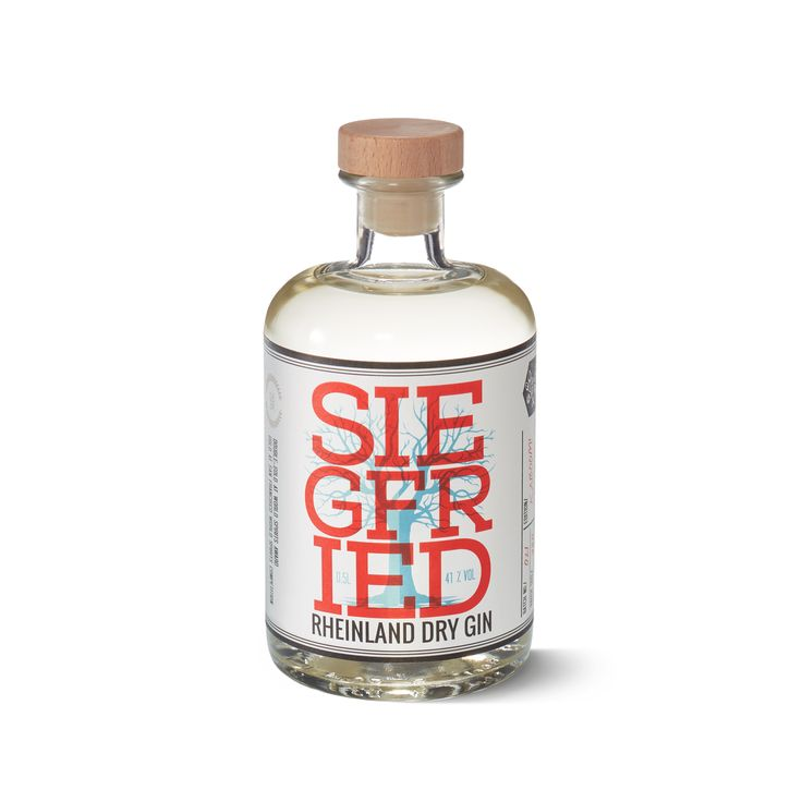 Siegfried Rheinland Dry Gin ist ein premium, micro-batch Gin, der mit Liebe und viel Leidenschaft im Rheinland destilliert wird. Er wurde auf dem World Spirits Award 2015 als bester deutscher Gin aller Zeiten ausgezeichnet