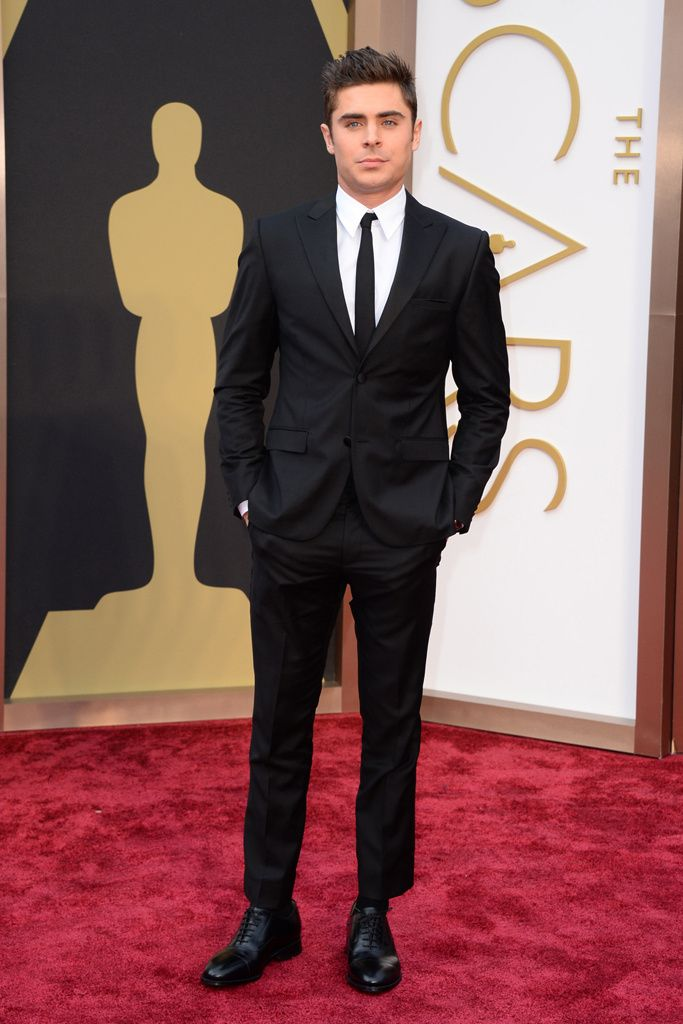 Zac Ephron #Oscar2014