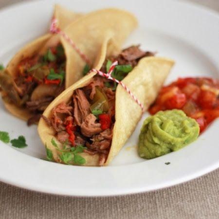 Slow Cooker Beef Carnitas For the beef carnitas: 2-3 lbs chuck roast 2 ...