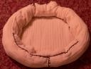 How to Make a Cat bed from an Old Sweater- The Joy of Knitting