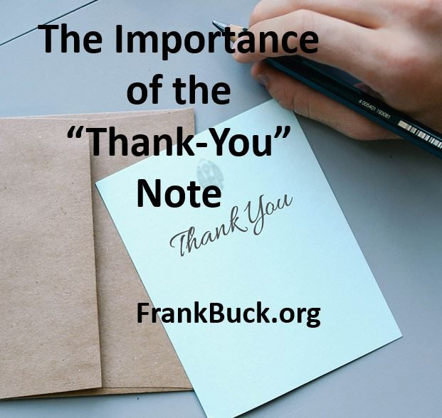 "We often neglect to take the time to say ""thank you."" In this video,Tom Peters explains how vital the practice of writing a ""thank-you"" note really is."