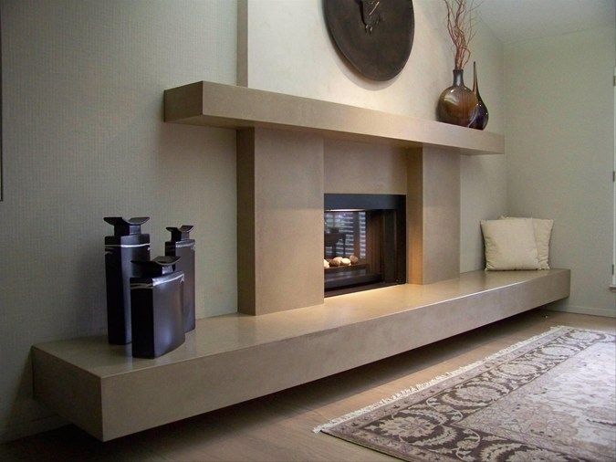 1000 Images About Fireplace And Mantle Ideas On Pinterest Modern Fireplaces Fireplaces And