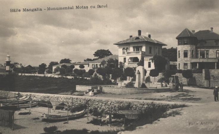 Mangalia - Faleza - interbelica