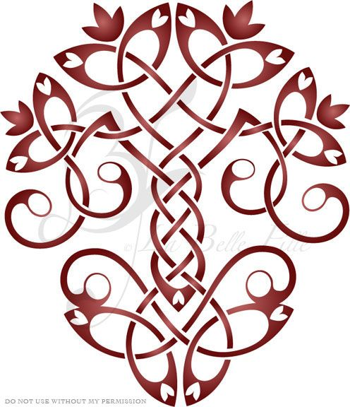 Celtic Tree of Life Design | Celtic Tree Of Life Tattoo Meaning