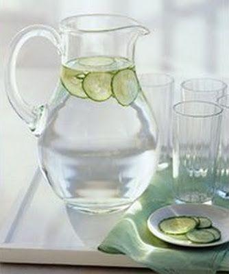 Cafezinho das Cinco: A refrescante água aromatizada